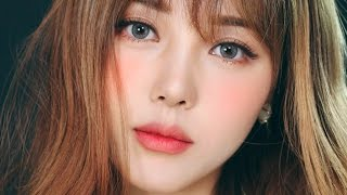 Instagram Makeup - Snowflake Makeup (With subs) 인스타 메이크업 - 눈꽃 메이크업