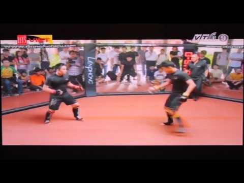 Trận đấu MMA đầu tiên được truyền hình trực tiếp trên TV toàn quốc ở Việt Nam