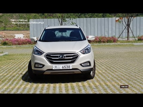 2014 Hyundai ix35 ( 2013 New Tucson ix ) exterior, 0-100 km/h