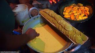 Best Street Foods In Kolkata, India   Amazing Indian Street Food Cooking Skills