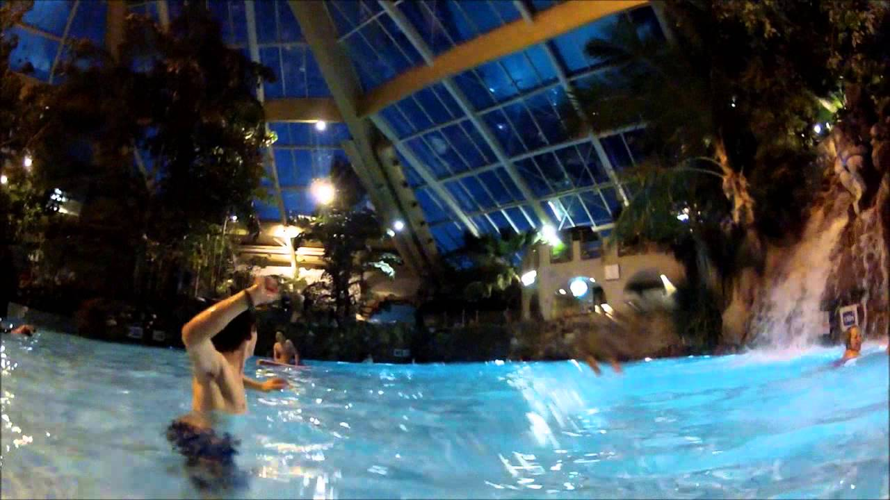 Center parcs elveden worlds first tropical cyclone - Elveden forest centre parcs swimming pool ...