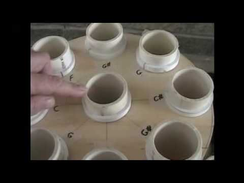 how to build a hang drum