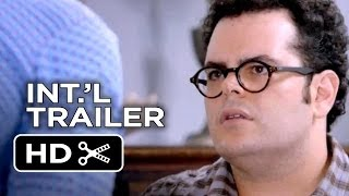 The Wedding Ringer Official International Trailer (2015) - Josh Gad, Kevin Hart Movie HD