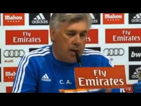 Ancelotti habla después del clásico