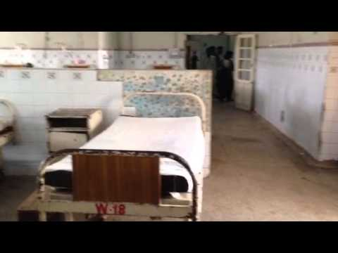 Appaling state of the Jinnah Hospital