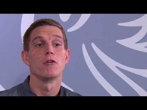 CharityAntivirus feature on Liverpool's LFC-TV w. Daniel Agger