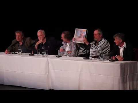 Monty Python Press Conference in Full - One Down, Five to Go