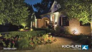 Kichler Outdoor Lighting Defines Your Style   YouTube