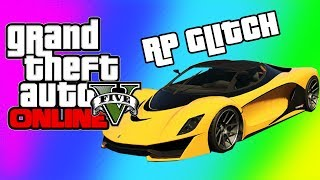 GTA 5 RP GLITCH 3000 RP / 25 Seconds RP Glitch Method