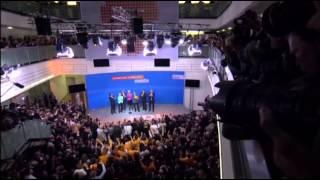 Партія Меркель перемагає на виборах до бундестагу
