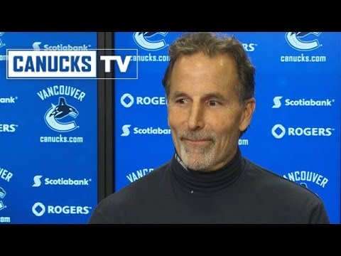 John Tortorella update after the first post-Olympic break practice