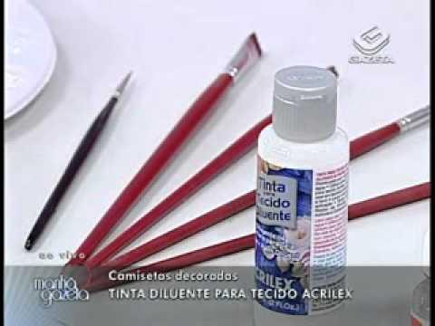 Maria Odete - Pintura em Fralda (Manhã Gazeta 12/04/11) parte 1