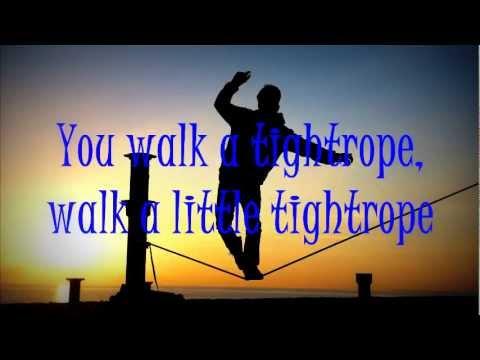WALK THE MOON-Tightrope Lyrics