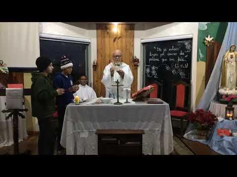 Santa Missa | 16.05.2020 | Sábado | Padre José Sometti | ANSPAZ
