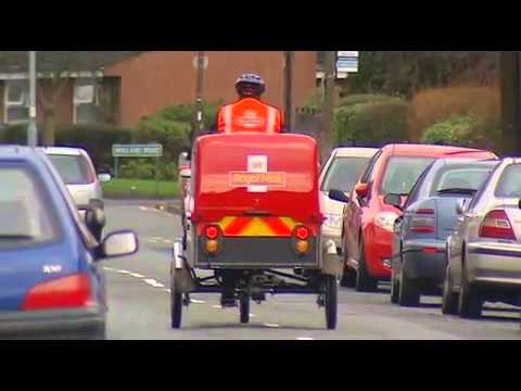 Royal Mail - New Ways of Working