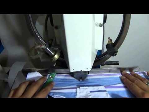 Maquina de broches automatica