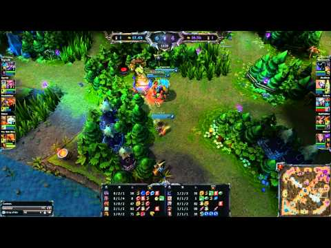 League of Legends - TSM vs RFLX g2 - NESL Premiere League Playoffs