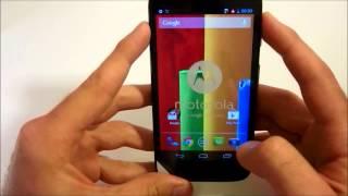 Motorola Moto G Unboxing + Review, Primeras Impresiones