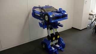 Mungkin ini adalah transformer real yang telah dibuat
