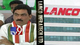 Special focus on LANCO's financial Crisis and Lagadapati -..