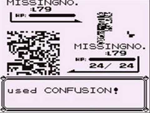 MissingNo.
