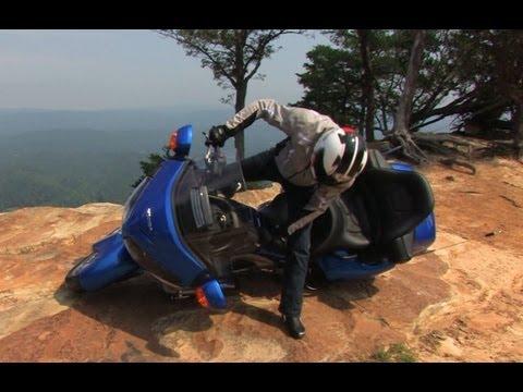 Essai Honda 1800 Gold Wing 2012 aux USA ( video officielle moto journal )