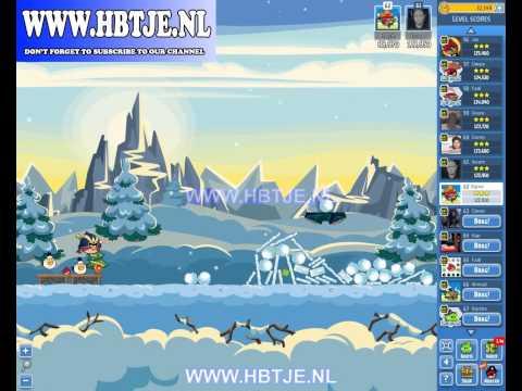 Angry Birds Friends Tournament Week 86 Level 1 High Score 125k (tournament 1)