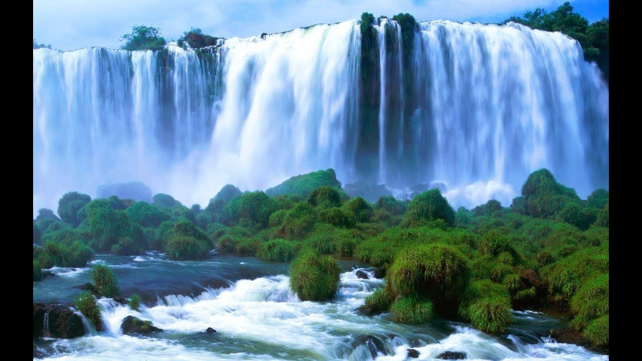 The World 39 S Most Beautiful Waterfalls Youtube