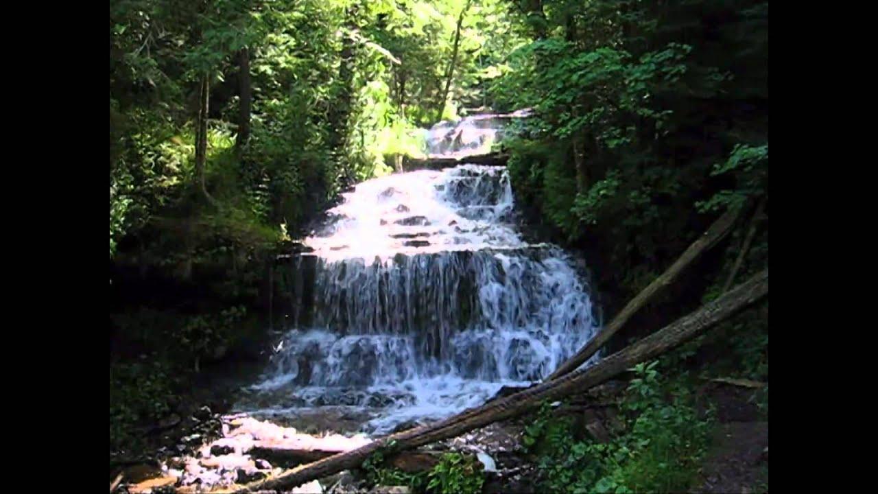 michigan upper peninsula waterfalls - photo #11