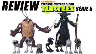 Review Coleção Das Tartarugas Ninja Nickelodeon Série