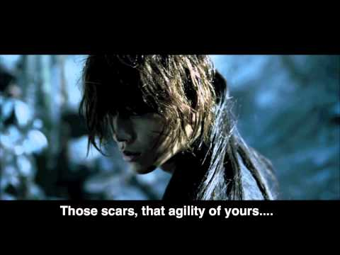 Rurouni Kenshin Live-Action Movie Trailer (updated)