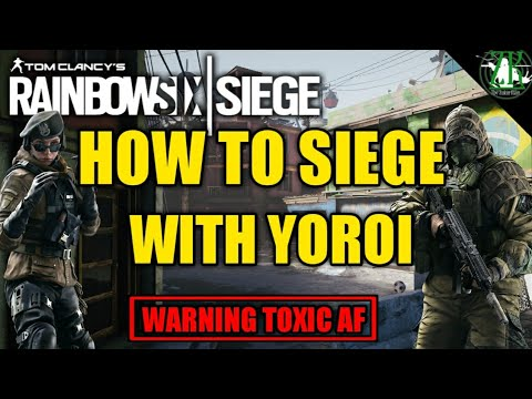 Noob Tips With Yoroi - How To Siege: Visual Guide For Overwatch Players - RAINBOW SIX® SIEGE