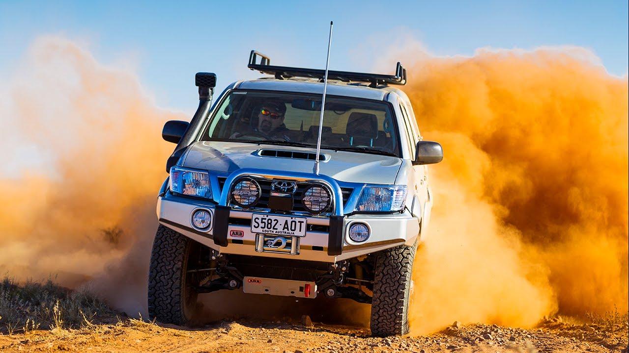 2012 Toyota HiLux ARB Sahara Bar - YouTube