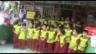 Tadika ABC Mothers Day Celebration 2011 - Lagu Anak Soleh
