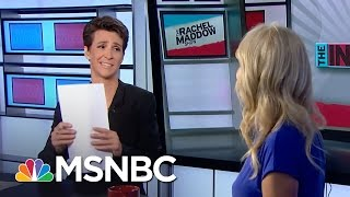 Maddow On Donald Trump: 'I Want To Know If He Pays His Taxes' | Rachel Maddow | MSNBC