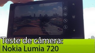 Teste De Câmera: Nokia Lumia 720 Tudocelular.com