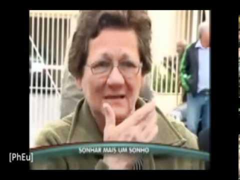 Dona Terezinha  - Osvaldo Cruz | Sonhar mais um Sonho - Programa do GUGU - Record