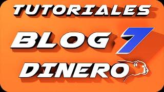 Como crear un blog en Blogger 2014  y editarlo. Parte 7