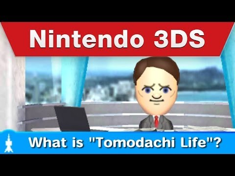 Nintendo Brings Weirdness with <i>Tomodachi Life</i>