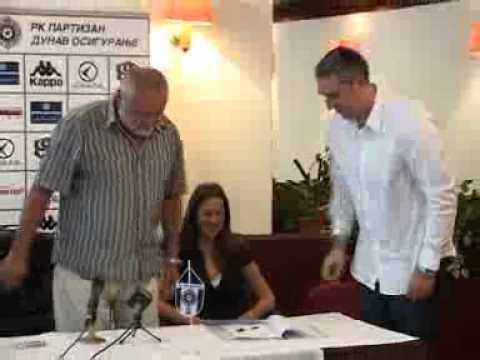 RK Partizan pred novu sezonu