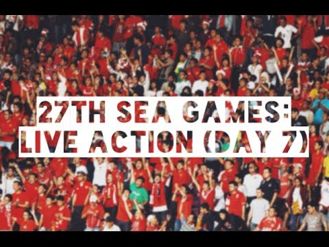 27th SEA Games: Daily action (Day 7)