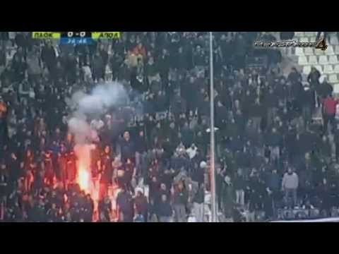 PAOK vs Apollon Smyrnis 3-0 Greek Cup 2014