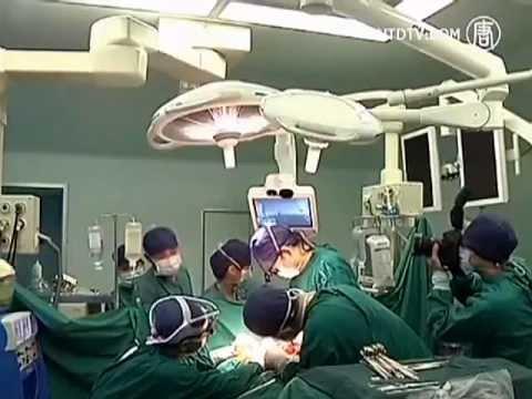 Cảnh sát mổ cắp nội tạng người ở TQ đang bị thế giới lên án!!!