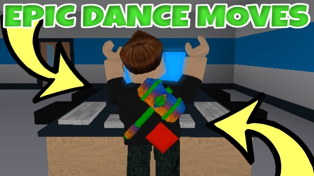 How You Dance In Roblox