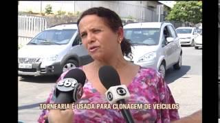 Tornearia era usada para clonar carros no Bairro Cachoeirinha