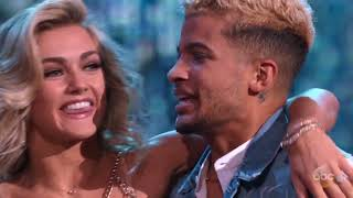 (HD) Jordan Fisher and Lindsay Arnold Repeat Dance - Dancing With the Stars Finale S25E11
