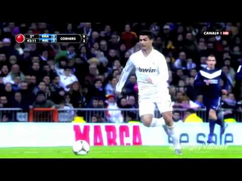 Cristiano Ronaldo Step Overs &amp; Chop