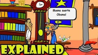 obama hellbowy walkthrough spanish