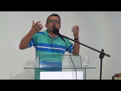 PALESTRA - RESSURREIÇÃO DE LÁZARO (João Braga - THE)