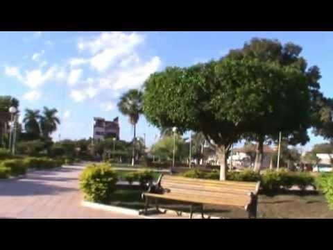 Plaza de puerto Suarez - Bolivia